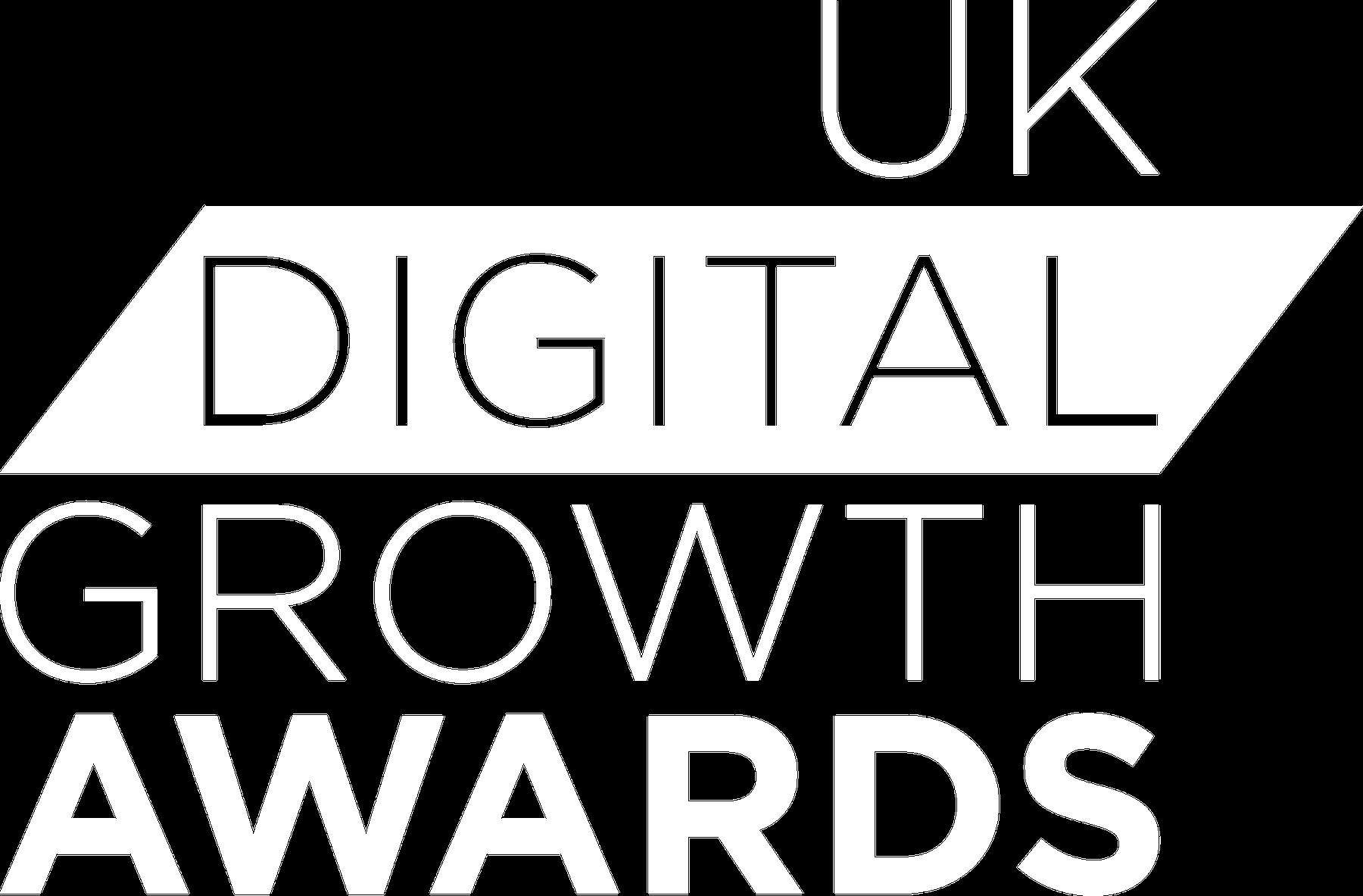 UK Digital Growth Awards logo